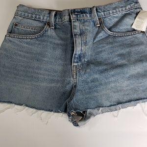 Gap Super High Rise Shorts